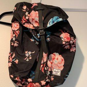 HERSCHEL Floral Backpack